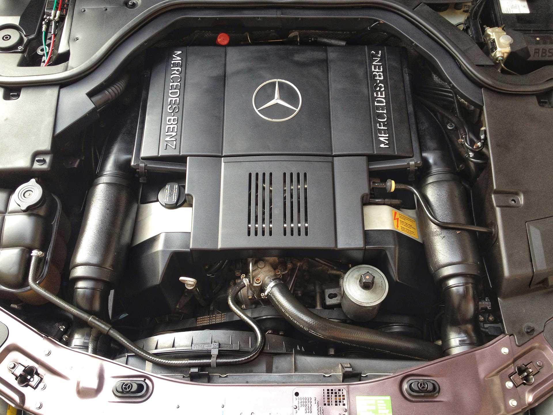 Motor - CL 500 C140